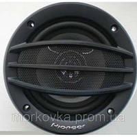 Автомобильная акустика колонки Pioneer TS-A1374S,  Динамики TS A1374S, 1374