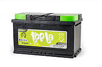 Аккумулятор 80 Ah, 12V Topla AGM Euro (0)