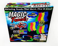 Набор Magic Tracks 220 с одной машинкой
