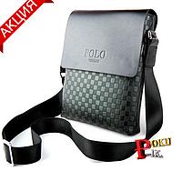Мужская сумка через плечо Polo Viding