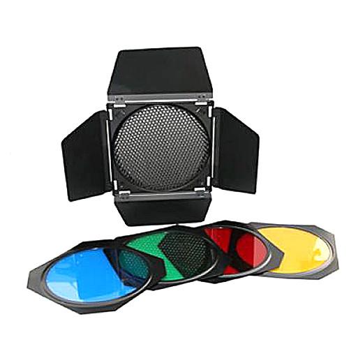 Набор Arsenal BD-100: шторки, соты, цветные фильтры