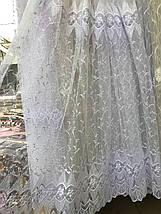 Тюль оптом №305 фатиновая, фото 2