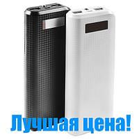 Power Bank REMAX PRODA 20000mAh 2USB(1A+2A), цифровой дисплей, фонарик 1LED линза -144 (9000)