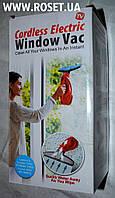 Беспроводной вакуумный очиститель для окон ― Cordless Electric Window Vac