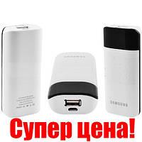 Power Bank SAMSUNG 6000mAh USB(1A), индикатор заряда -138 (2400mAh)