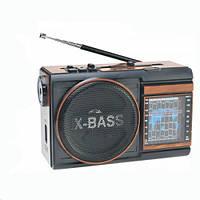 Радиоприемник колонка MP3 Golon RX-9009 Wooden