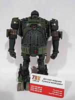 Металлический трансформер Wei Jiang M02 Armor Inspektor (W8026)