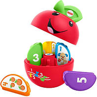 Fisher-Price Смейся и учись Развивающая игрушка Обучающее яблочко Laugh & Learn Learning Happy Apple Baby Toy