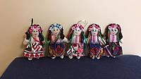 """Сувенірна іграшка брілок підвіска на ялинку """"Україночка"""", фото 1"""