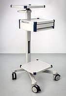 Мобильный Столик - Стойка для операционного оборудования  ITD mobile uni-cart for Medical Equipment