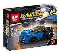 Конструктор Lepin 28002 Bugatti Chiron (аналог Lego Speed Champions 75878)