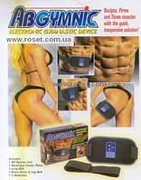 Пояс миостимулятор Абджимник для накачивания мышц «ABGymnic»