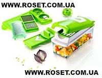 Многофункциональный прибор для измельчения продуктов Найсер Дайсер Плюс оригинал