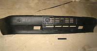 Бампер ГАЗ 3302 передний черный (пр-во Россия) 3302-2803015
