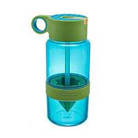 Бутылка детская для самодельного лимонада Green