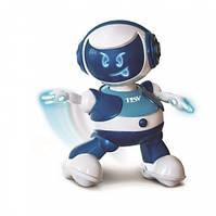 Интерактивный робот DISCOROBO – ЛУКАС танцует, озвуч. рус. яз., синий