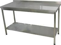 Виробничі столи з нержавіючої сталі