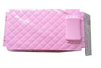 Кроватка 77001-1 24шт для куклы, р-р игр. в собр виде.472518см, в пакете 2756см