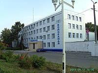 Навесной вентилируемый фасад Инфокс Водоканал