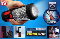 Фонарь светодиодный Bell and Howell Torch Lite с магнитом 33 светодиода