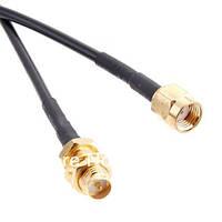 WiFi кабель удлинитель антенна RP SMA 3м