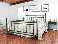 НЕАПОЛЬ - металлическая кровать BELLA LETTO