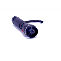 Фонарик светодиодный ручной 7083 lumen прочный с ремешком, мощность 50w