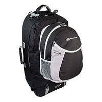 Рюкзаки Highlander Explorer Ruckcase 80+20 Black (комплект)
