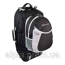 Рюкзаки Highlander Explorer Ruckcase 80+20 Black (комплект)