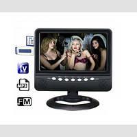 """Автомобильный портативный телевизор 9"""" TV NS-901 LCD цветной монитор 9 дюймов"""