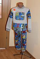 Пижама для мальчика. Начес, фото 1