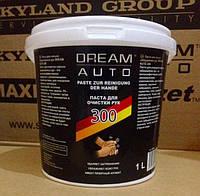 Паста для очистки рук DREAM AUTO 300 (1л) Абразив - древесная мука