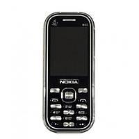 """Громкий мобильный телефон Nokia M65 экран 2,4"""", на 2 Sim (Копия)"""