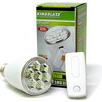 Светодиодная лампа Kingblaze GDLite GD 5007 на аккумуляторе и солнечной батарее