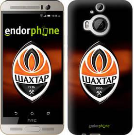 "Чехол на HTC One M9 Plus Шахтёр 2 ""323u-134-450"""
