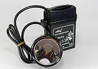 Фонарик налобный ADB-819-1 с внешним аккумулятором