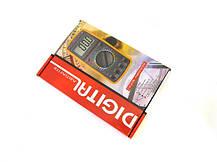 Профессиональный мультиметр DT-9208A тестер вольтметр амперметр, DT9208A  DT 9208 , фото 2