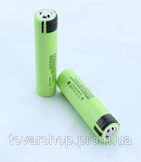 Батарейка Battery18650 Green (зеленый), фото 2
