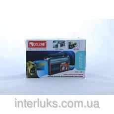 Радиоприемник Golon RX-382 USB/SD/MP3 с фонарем, фото 3