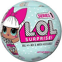 Кукла Невероятный сюрприз LOL Surprise, в ассортименте