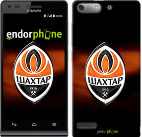 """Чехол на Huawei Ascend G6 Шахтёр 2 """"323u-367-450"""""""