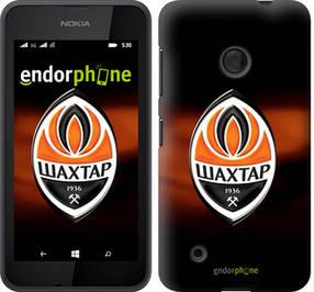 "Чехол на Nokia Lumia 530 Шахтёр 2 ""323u-205-450"""