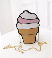 Сумка кроссбоди для девочки Мороженое