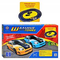 Детский Игровой Трек Шальные Гонки 99101A Metr+, Музыкальный Трек 99101 со световыми эффектами
