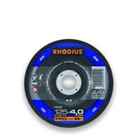 Круг шлифовальный для ручных машин PRO RS2 125x6x22,23