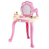 Детский Игровой Набор Столик Для Макияжа 563 Орион, Набор Маленькой Леди Косметический Столик 563