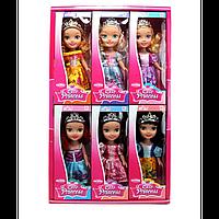 Детская Музыкальная Кукла 160-161 в ассортименте, Кукла 160, 161 музыкальная, 6 видов