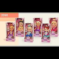 Музыкальная Кукла 2090 Принцесса Диснея в ассортименте, Кукла Принцесса 2090, 6 видов