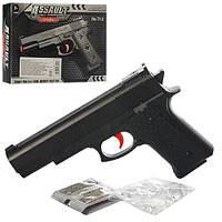 Пистолет, 18см, водяные пули, в кор. 19*12,5*3,5см (144шт)(T1-2)