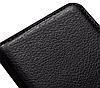 Кожаный чехол книжка для  Nokia Lumia 620 коричневый, фото 3